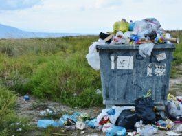 Covid-19-Roma-rifiuti